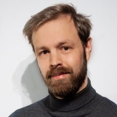Portrait of Christian Korff